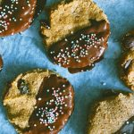 Favorite Chocolate Chip Cookies for Christmas