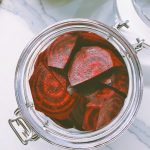 Fermented Spiced Beets