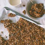 Nut-Free Chocolate Granola