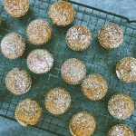 Paleo Banana Nut Muffins (Nut-free option)