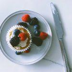 Vanilla Blender Muffins
