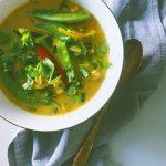 Thai Fusion Curry Soup