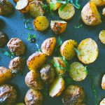 Perfect Roasted Garlic Potatoes