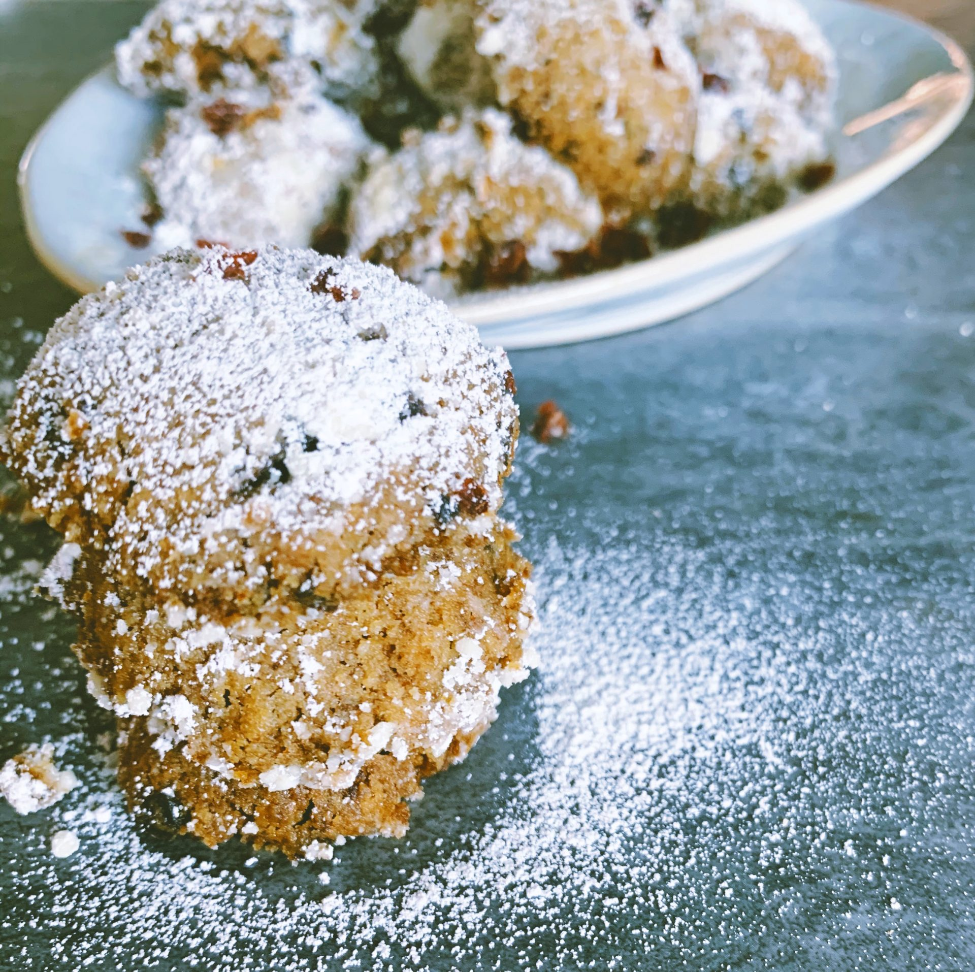 Walnut Snowballs