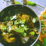 Chicken Saagwala / Palak Chicken
