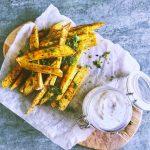 Masala Sweet Potato Fries